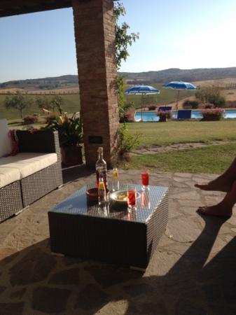 Villa Corsanello: Sono contento