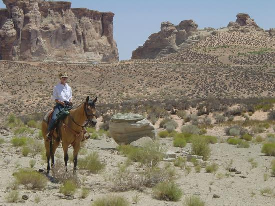 Sentinel Rock Horseback Adventures