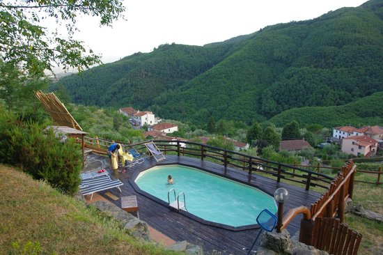 Agriturismo Barbicaio: The swimming pool