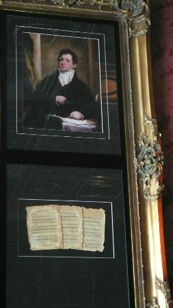 Thomas Moore Tavern: Thomas Moore - poet and patriot.
