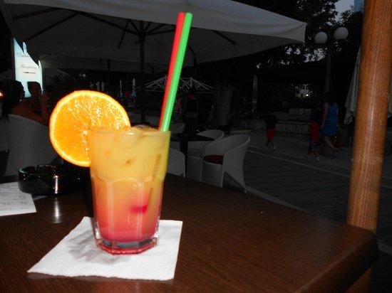 caffe bar Puls: Tequila Sunrise
