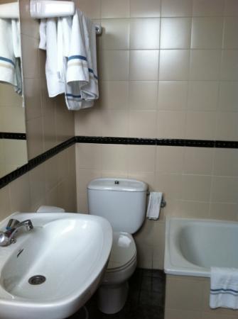 Hotel Pasaje : baño