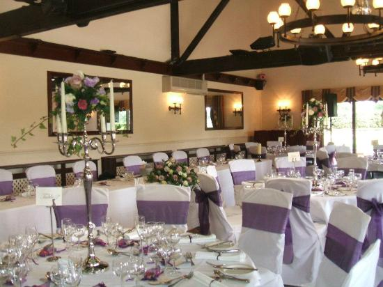 Main Function Room Picture Of Oak Farm Hotel Hatherton