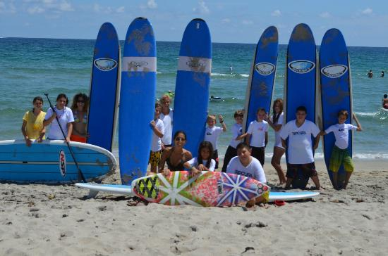 Island Water Sports: Surfing Birthday Party