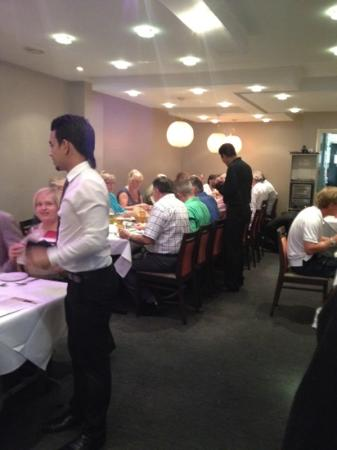 Jilabi: attentive staff allocated to every table