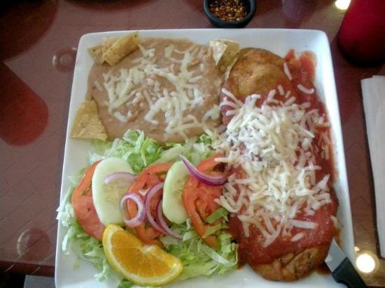 Salsas Restaurant Cathedral City Ca