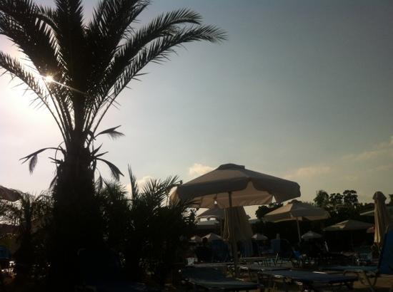 Avanti Village : sun