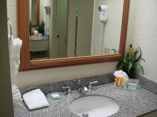 Inn at Venice Beach: The bath room