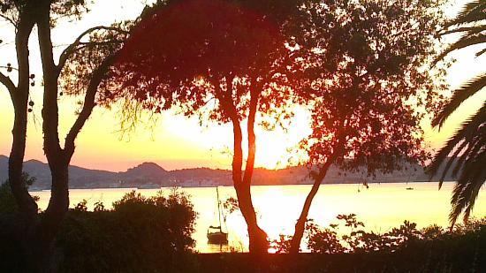 Hotel Villa Ottone : Sunset