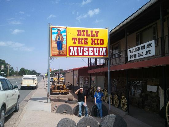 Billy the Kid Museum: Museum