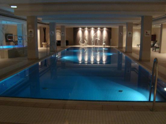 piscina interna foto di le meridien munich monaco di baviera tripadvisor. Black Bedroom Furniture Sets. Home Design Ideas