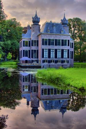 Landgoed Kasteel Oud-Poelgeest: kasteel oud poelgeest