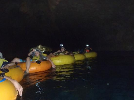 Belize Jungle Trek : inside hell...