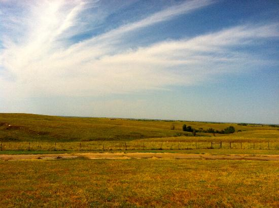 Red Cloud, เนบราสก้า: Willa Cather Memorial Prairie