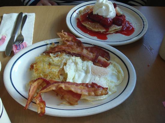 IHOP: Yummy
