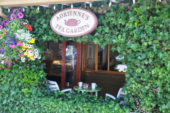 Adrienne's Tea Garden: Adrienne's