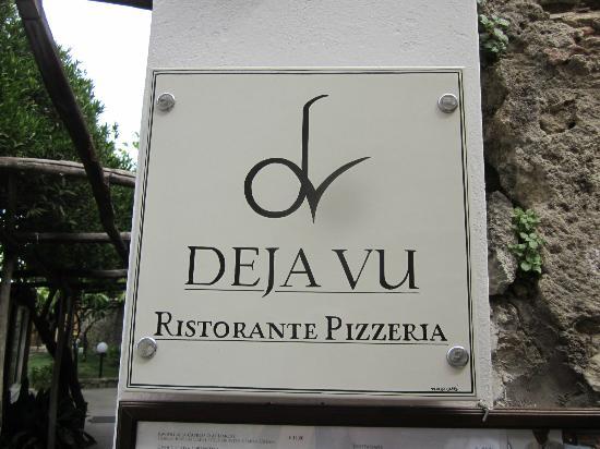Deja Vu: Entrance