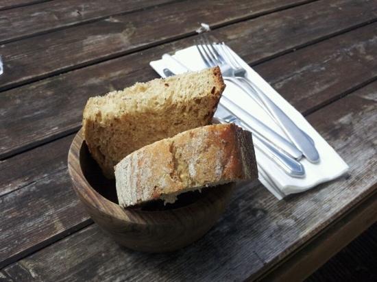 Helen Browning's Royal Oak: bread