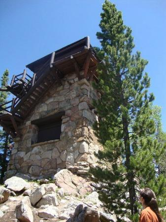 ‪Shadow Mountain Fire Lookout‬