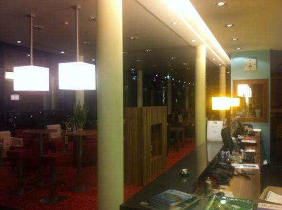 Holiday Inn Express Singen: lobby