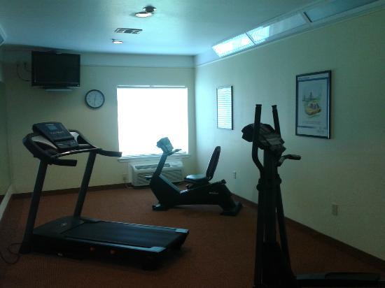 La Quinta Inn & Suites Fredericksburg: Exclussive Guest Exercise Area