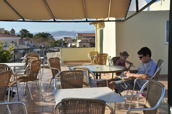 Hotel Phaedra: Roof