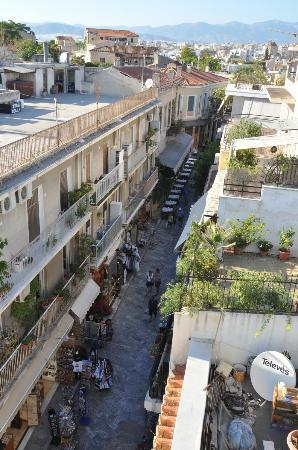 Hotel Phaedra: street view