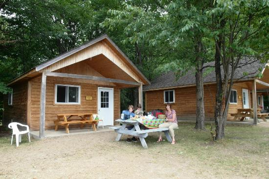 Township of Whitewater Region, Canadá: Hosea Cabin