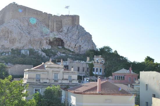 Ξενοδοχείο Φαίδρα: view from room