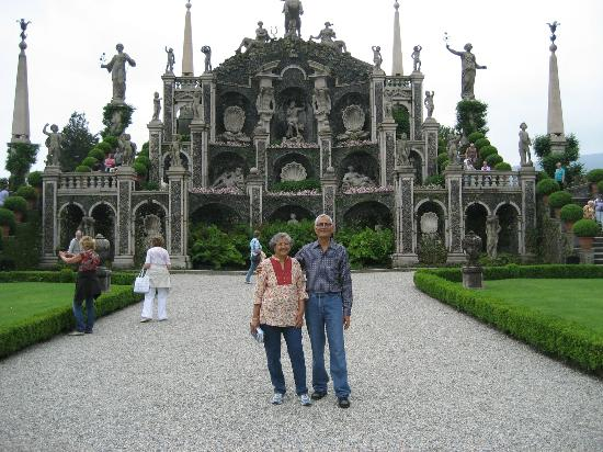 Isola Bella: The Gardens