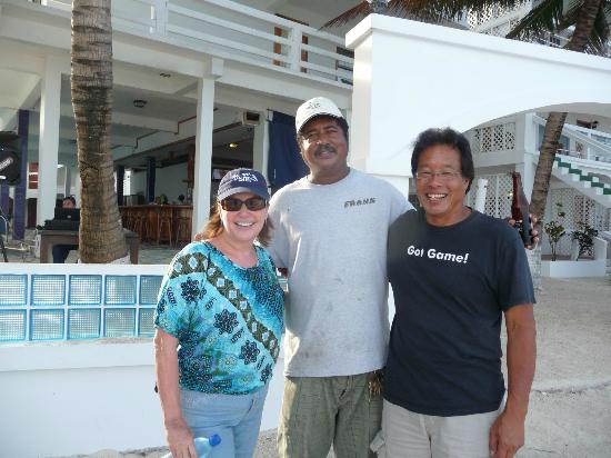 "Corona del Mar Hotel & Apartments: ""Famous Frank"" the handyman who treats you better than family"