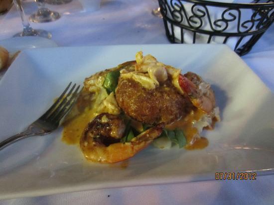 Tisha's: Crab Cake