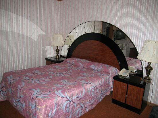 Mt. Olympus Resort: Room