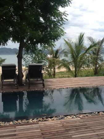 L'Alyana Ninh Van Bay: la vue de la chambre