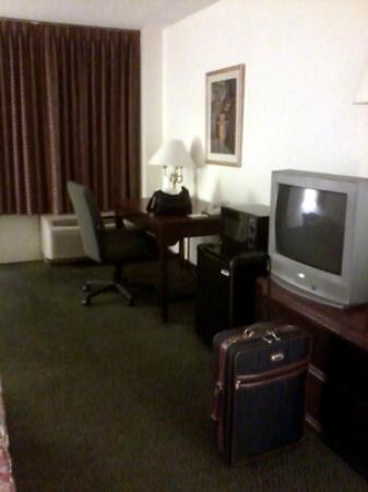 Days Inn Amarillo East: In room shot
