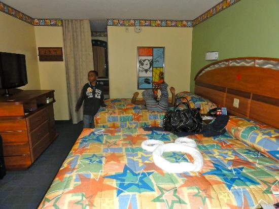 Disney All Star Movie Resort Best Rooms