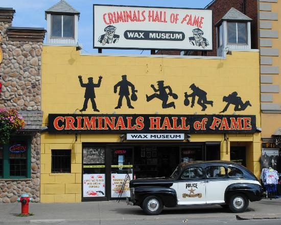 Criminals Hall of Fame
