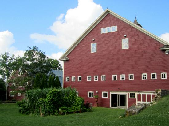 Gedney Farm: the barn