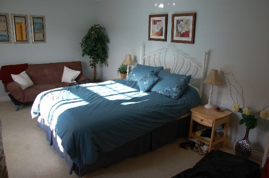 Benvenuto Bed & Breakfast: Nice, clean and big room