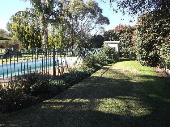 Aberdeen, Australia: Pool Area