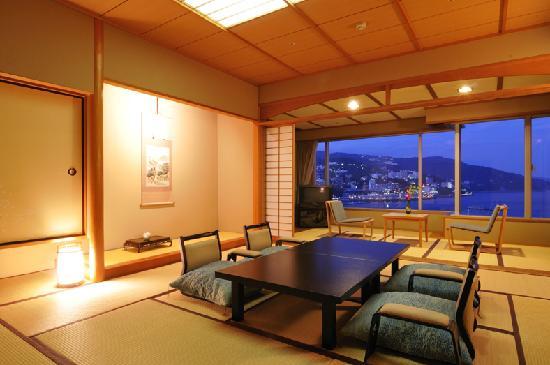 Atami Korakuen Hotel: タワー館和室