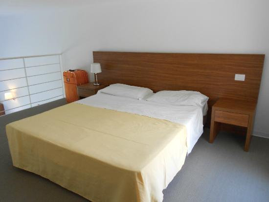 Marina di Nocera Terinese, Italie : il mio letto