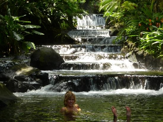 Issys Tours Costa Rica: Tabocan Thermal Hot Springs- AMAZING.