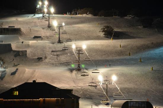 Salzburg Apartments: Night skiing