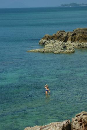 Lanta New Beach Bungalows: Secret Beach Around the Corner