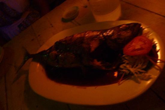 لانتا نيو بيتش بونجالوس: Dinner