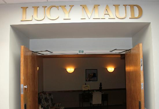 Lucy Maud Dining Room