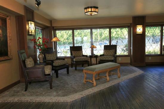 Best Western Bard's Inn : Lobby