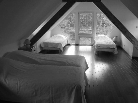 maison L'Instant Le Hohwald chambre