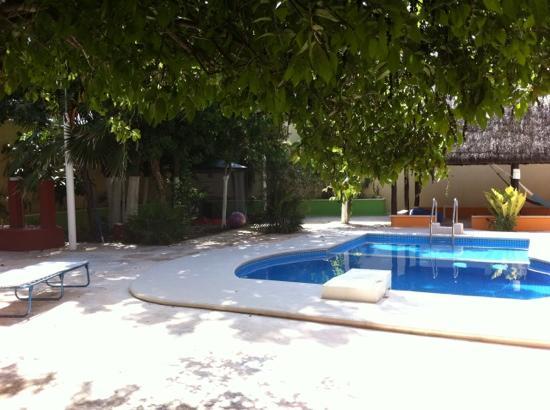 Hacienda del Sol: piscina